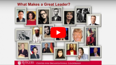 video thumbnail for DIY Project Studio Video Lecture Leadership example