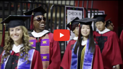 video thumbnail for SC&I Convocation 2016 Highlight Reel